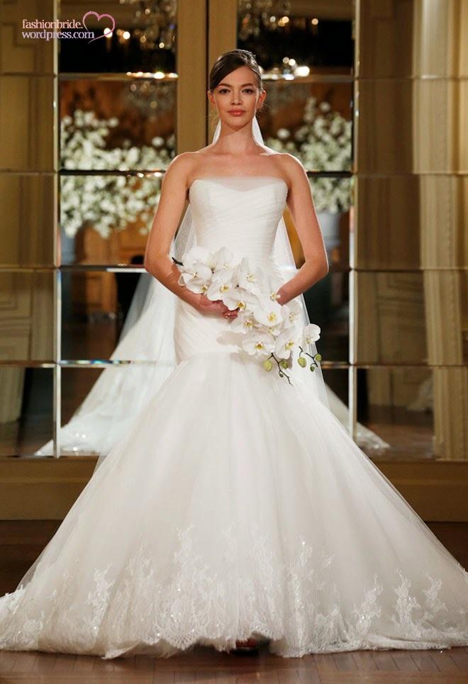 Romona keveza 2015 spring bridal collection the for International wedding dress designers