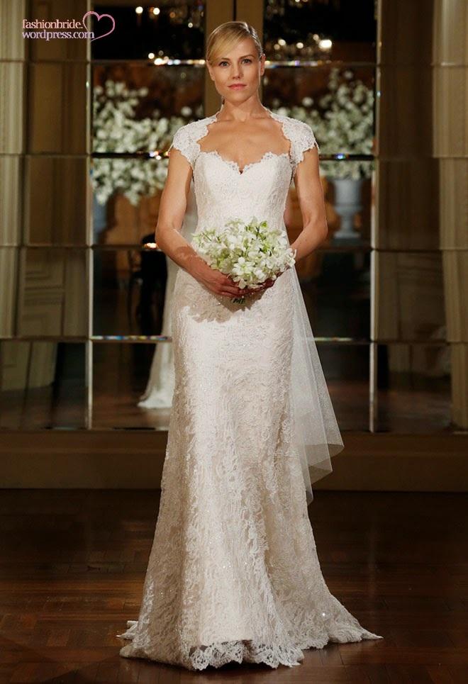 Romona Keveza 2015 Spring Bridal Collection | The FashionBrides