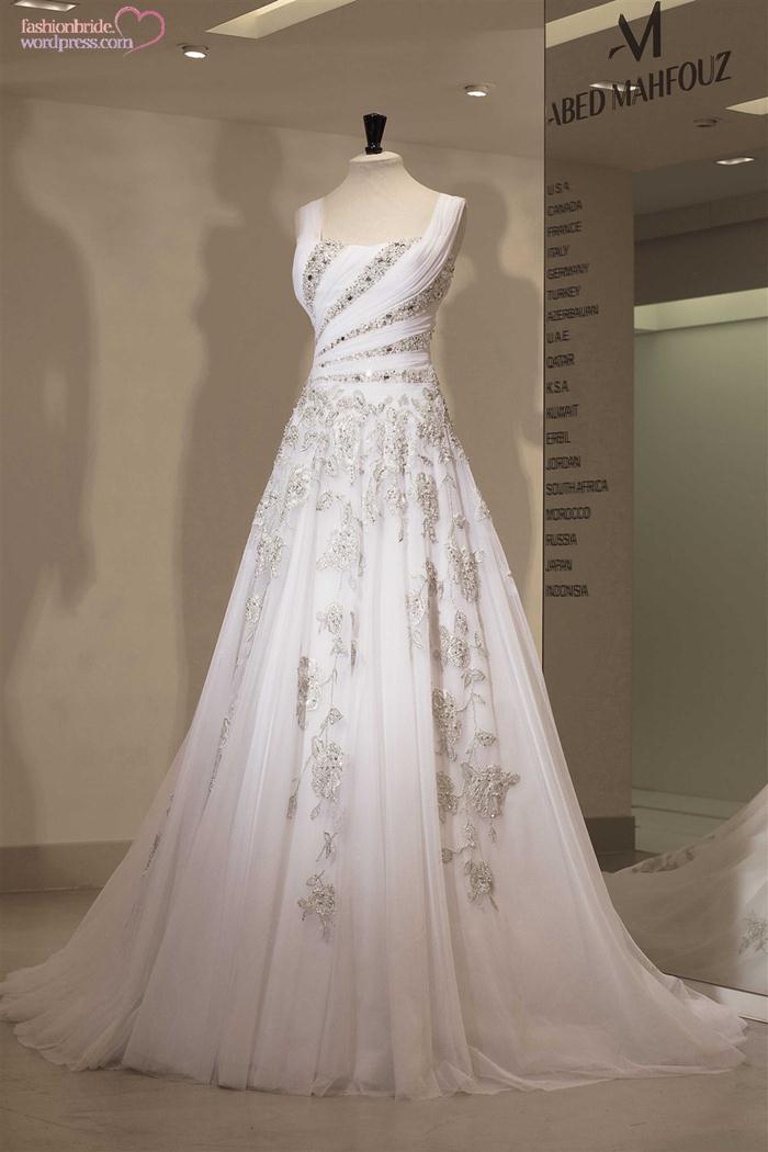 Abed Mahfouz Wedding Gowns 10