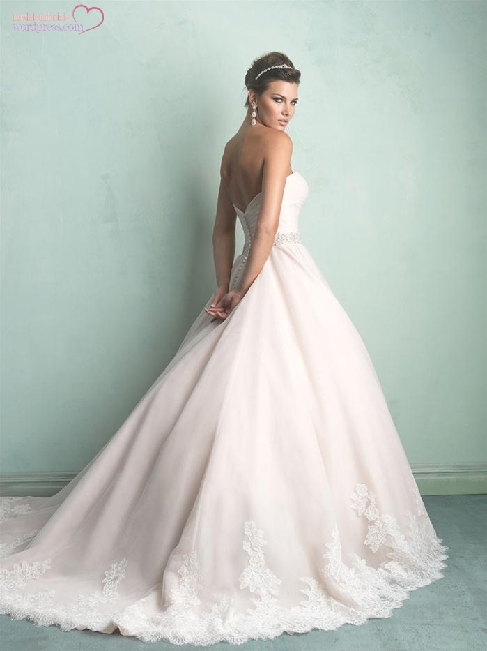 Allure Couture 2015 Spring Bridal Collection The