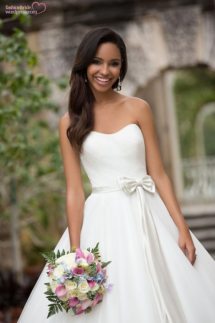 Allure Romance 2015 Spring Bridal Collection | The FashionBrides