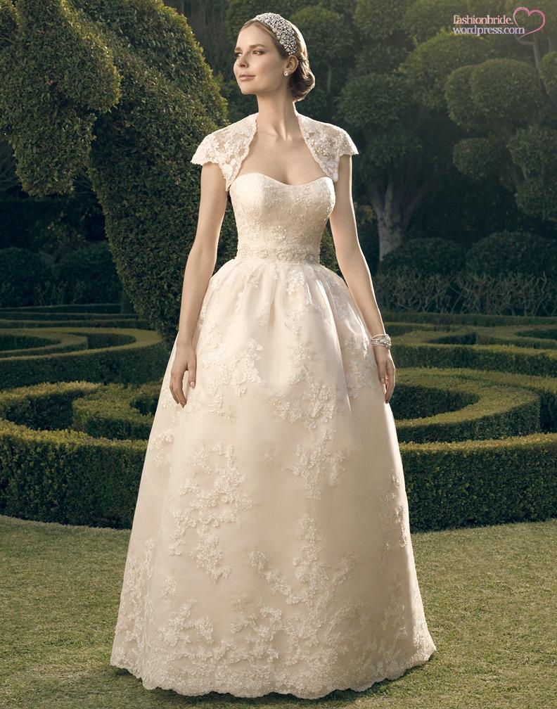 Casablanca 2014 Fall Bridal Collection Fashionbride 39 S Weblog