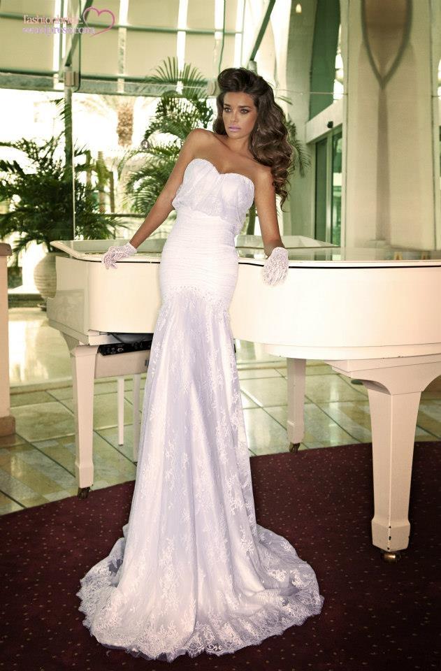 Dimitrius dalia 2013 spring bridal collection the for Dimitrius dalia wedding dresses