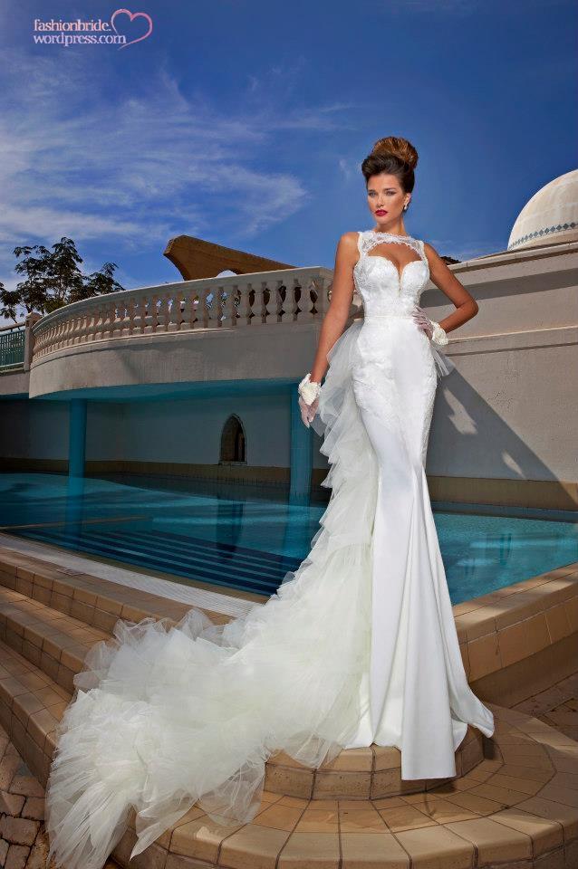 Dimitrius dalia 2013 wedding gowns 8 the fashionbrides for Dimitrius dalia wedding dresses