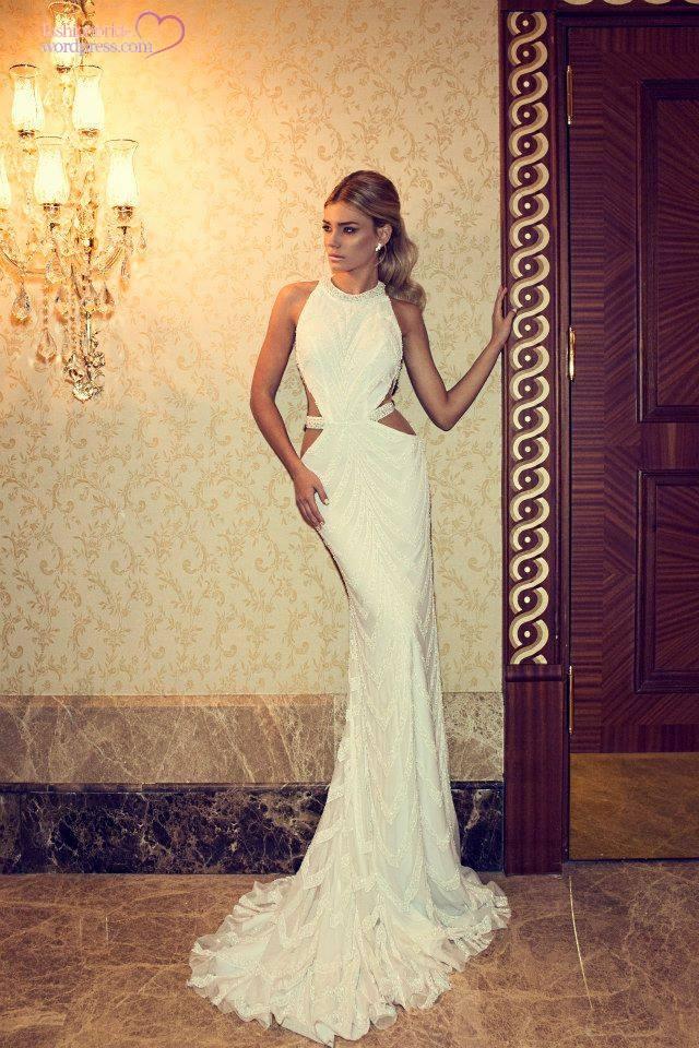 Dimitrius dalia 2014 spring bridal collection for Dimitrius dalia wedding dresses