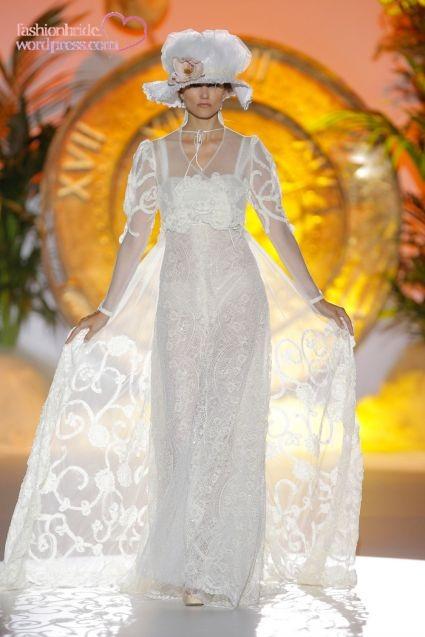 InmaculadaGarcia wedding gowns 2014 2015 (11)