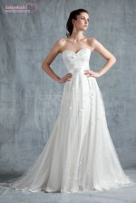 HARMONY bridal gown by Modern Trousseau