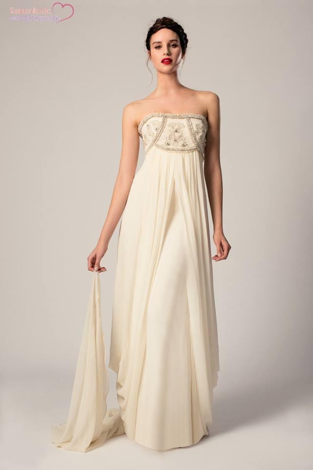 fashion temperley spring wedding dresses