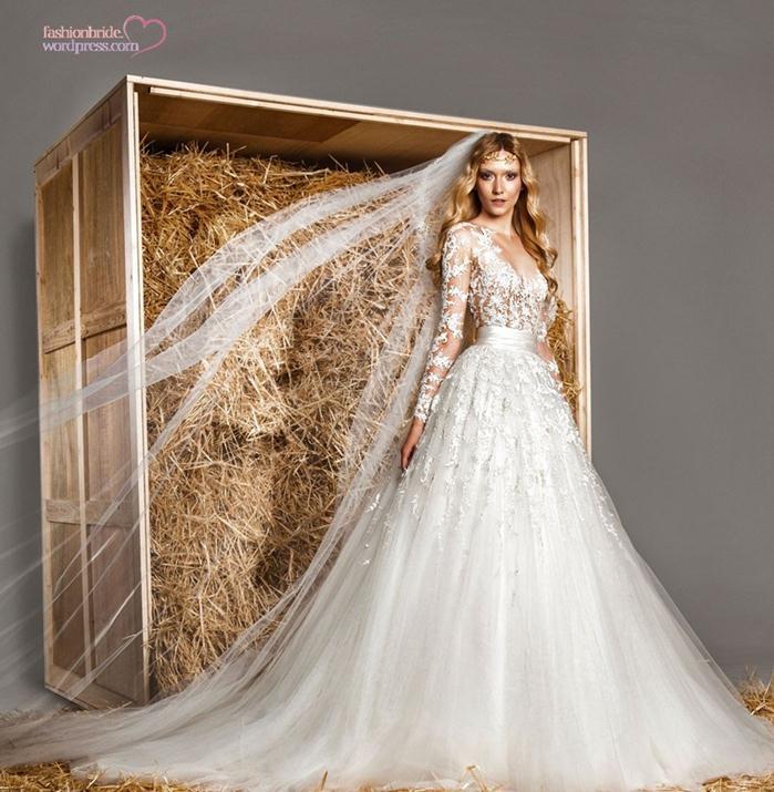 Zuhair murad wedding gowns 4 the fashionbrides for Zuhair murad 2014 wedding dresses