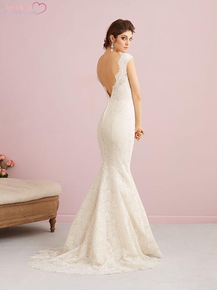 Allure romance 2015 spring bridal collection the for Allure romance wedding dress