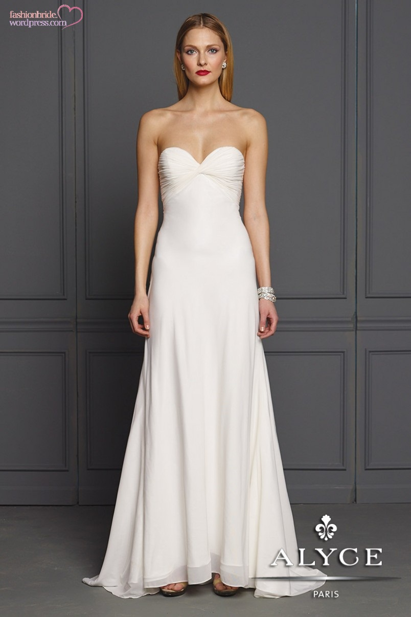 Alyce vegas 2014 fall bridal collection fashionbride 39 s for Wedding dresses for rent las vegas