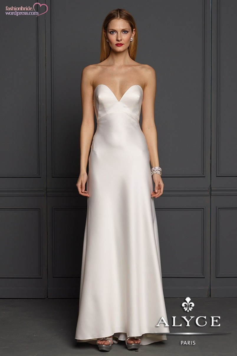Alyce vegas 2014 fall bridal collection fashionbride 39 s for Wedding dresses for vegas