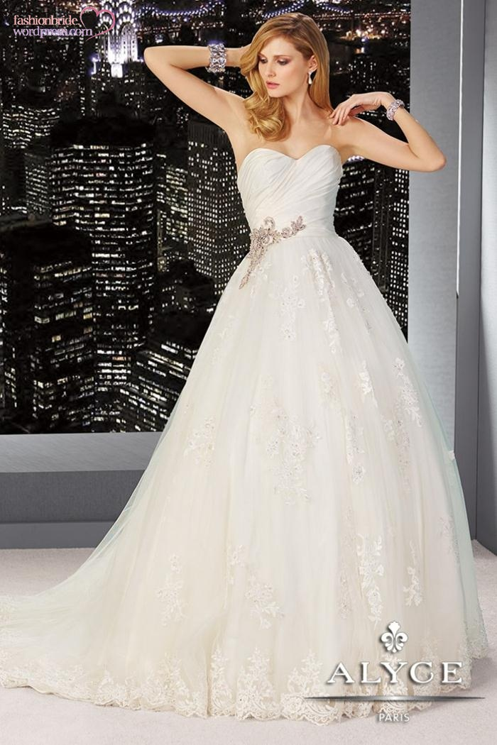 Alyce Paris 2014 Fall Bridal Collection | The FashionBrides