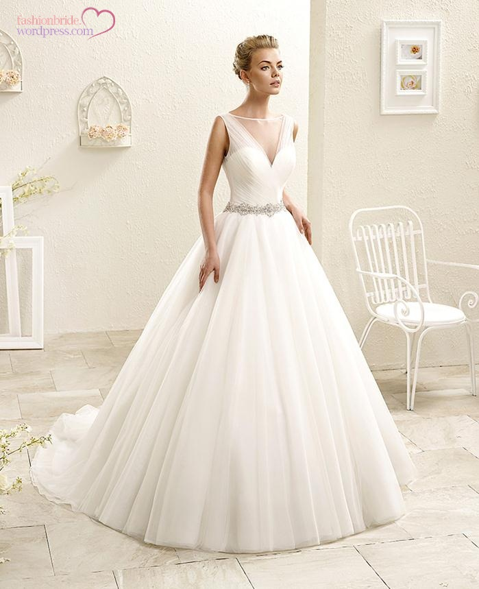 Bouquet by eddy k 2015 spring bridal collection the for Eddy k wedding dresses