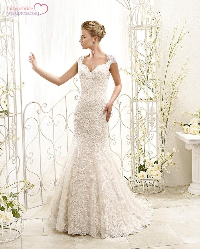 Eddy k 2015 spring bridal collection fashionbride 39 s weblog for Eddy k wedding dress