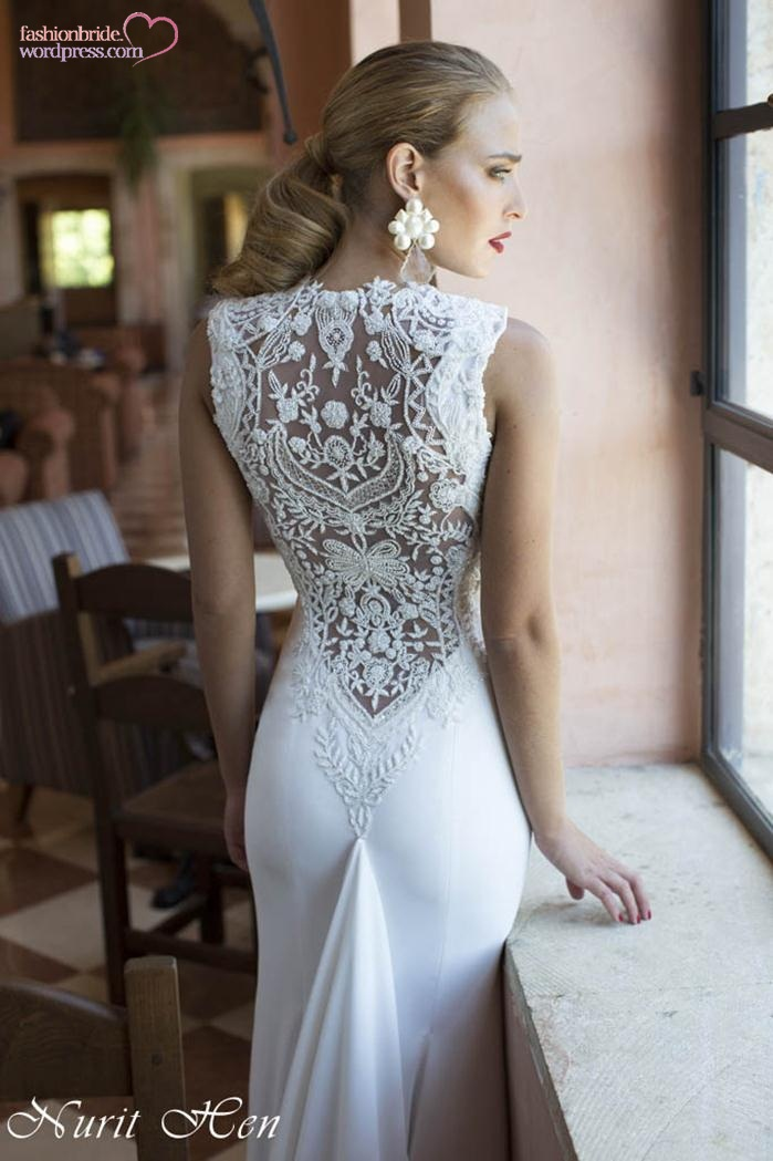 Nurit hen 2015 spring bridal collection fashionbride 39 s for High couture wedding dresses