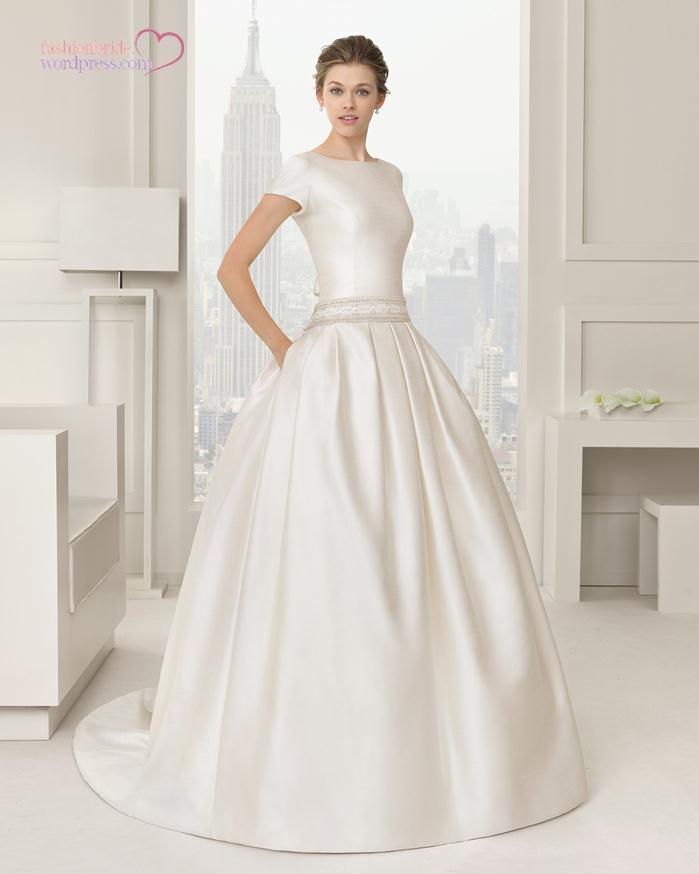 Rosa clara 2015 spring bridal collection fashionbride s weblog