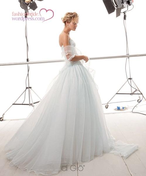 Spose di gio wedding gowns 2015 7 the fashionbrides for Le spose di gio wedding dress