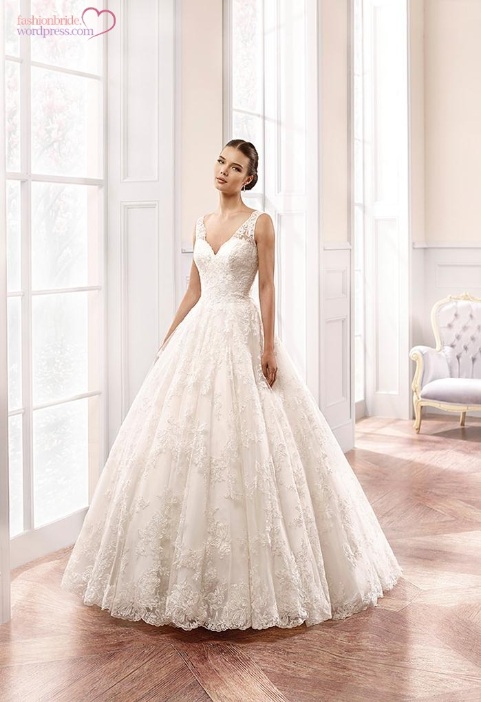 Milano by eddy k 2015 spring bridal collection the for Eddy k wedding dresses