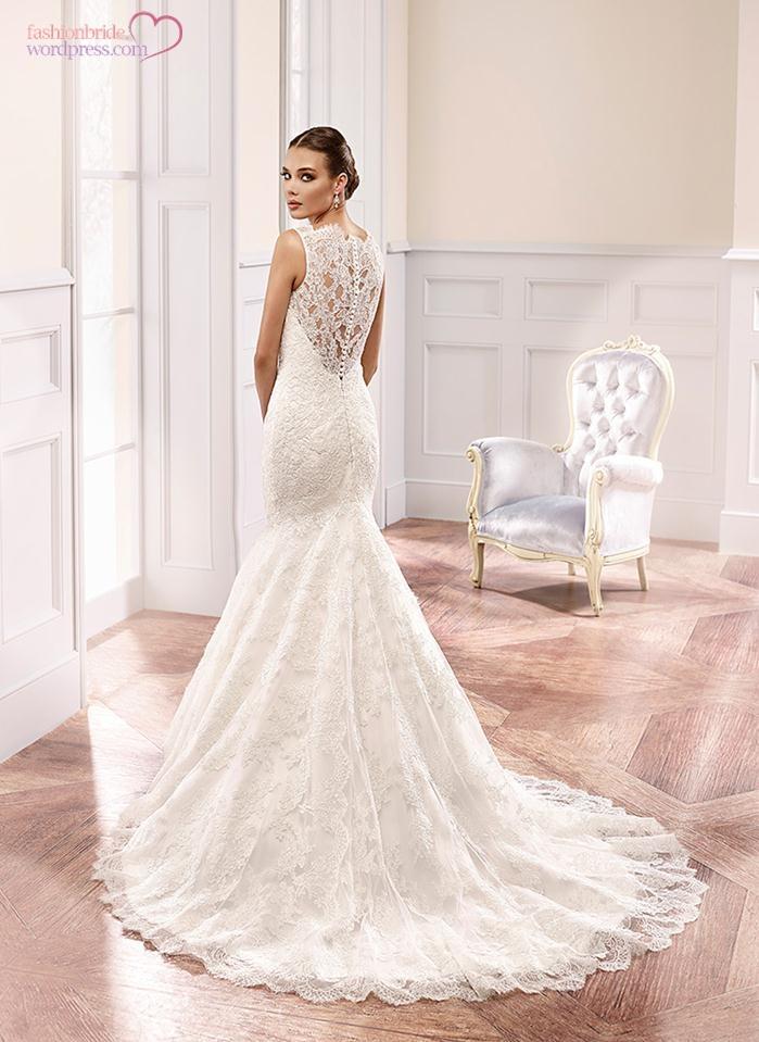 Eddy k milano wedding gowns 2015 70 the fashionbrides for Eddy k wedding dresses