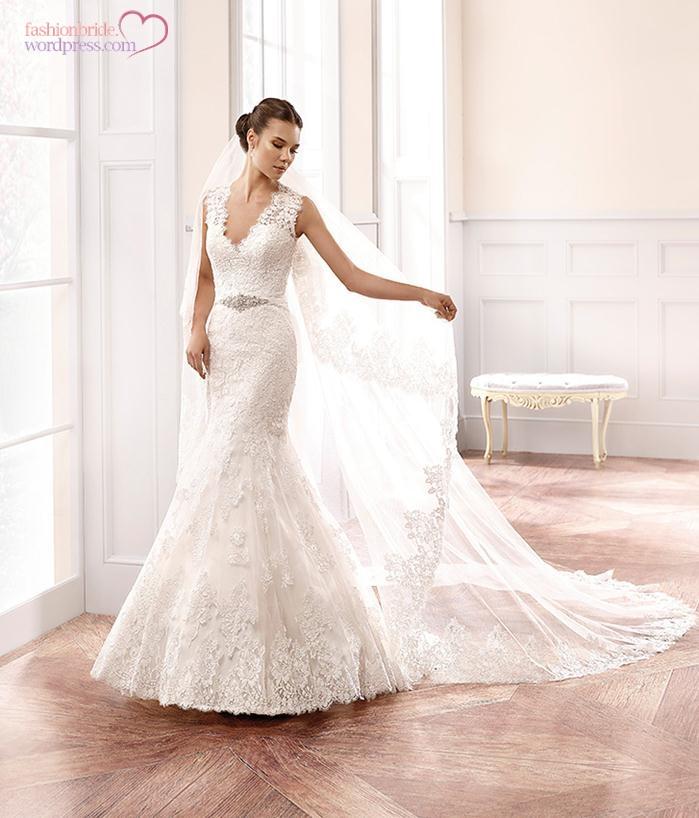 Eddy K Milano Wedding Gowns 2015