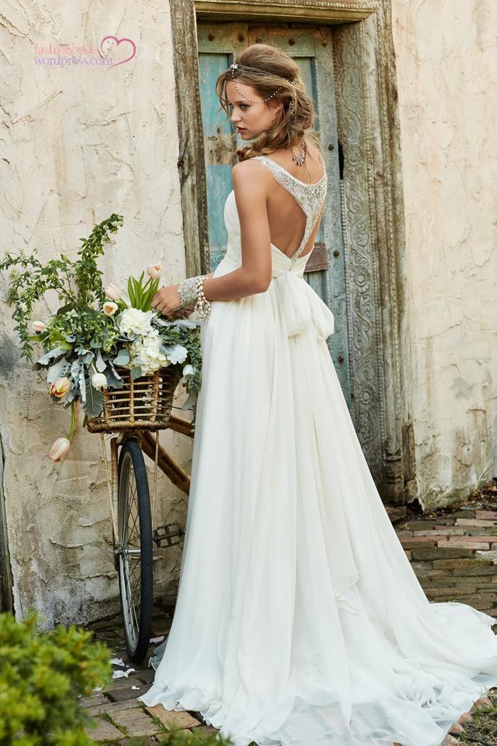 Cool wedding dresses for young: Modern vintage wedding dresses pinterest