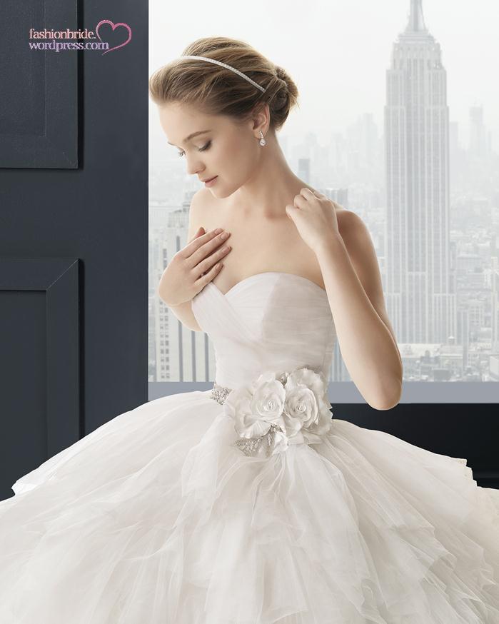 Old Fashioned Rosa Clara Wedding Dresses 2014 Illustration - Wedding ...