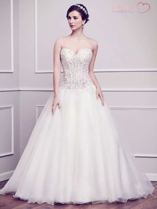 Kenneth winston premiere 2015 spring bridal collection for Kenneth winston wedding dresses