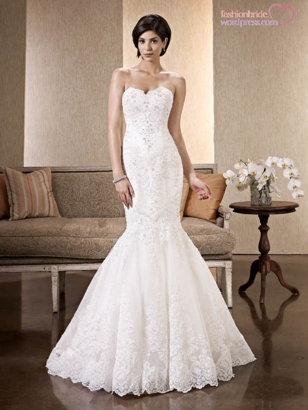 Kenneth winston 2015 spring bridal collection the for Kenneth winston wedding dresses