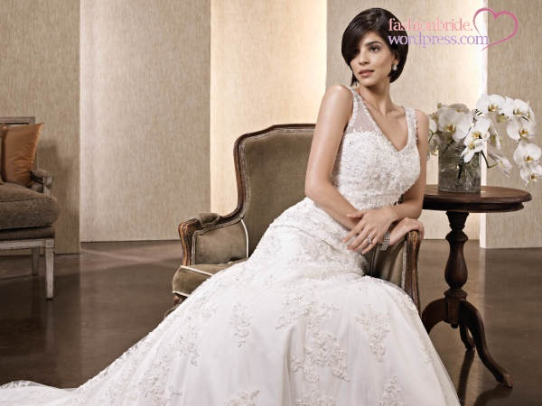 Kenneth Winston 2015 Spring Bridal Collection