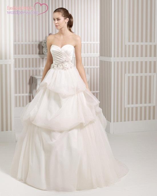 Wedding Dresses  Luna : Luna novias spring bridal collection fashionbride s