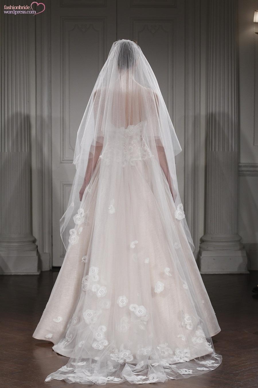 Peter langner 2015 spring bridal collection the for Peter langner wedding dress