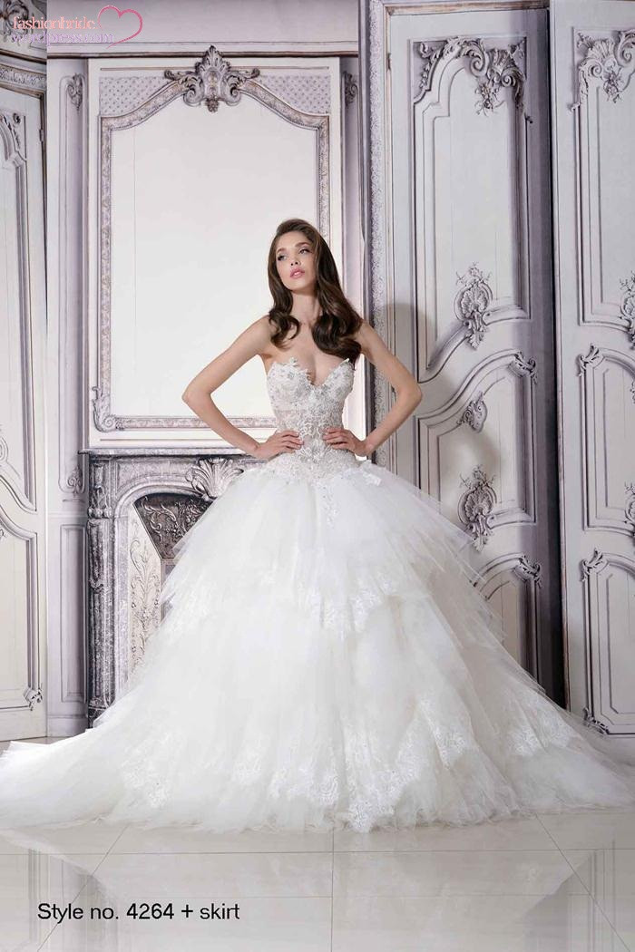 Pnina tornai 2015 spring bridal collection the fashionbrides for How to clean your own wedding dress