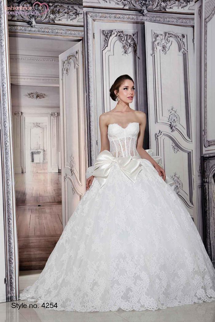 Pnina tornai 2015 spring bridal collection fashionbride for Wedding dress designer pnina tornai