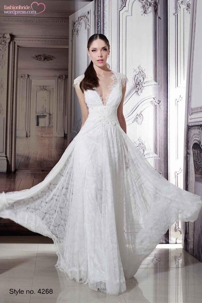 Wedding dresses 2014 2015 bridal pnina 35 the for Wedding dress designer pnina tornai