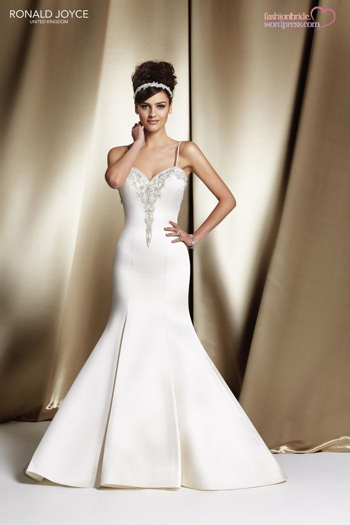 ronald joyce bridesmaids unique dress collection