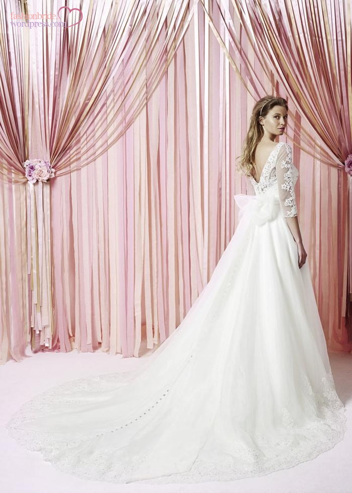 Charlotte balbier 2015 spring bridal collection for Wedding dresses charlotte nc