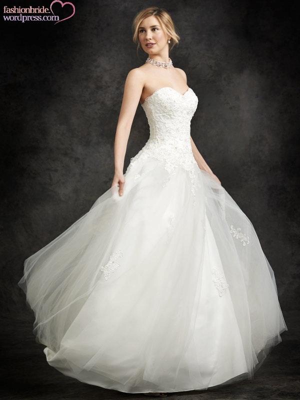Wedding dresses 2014 bridal ella rosa 64 the fashionbrides for Ella rose wedding dress