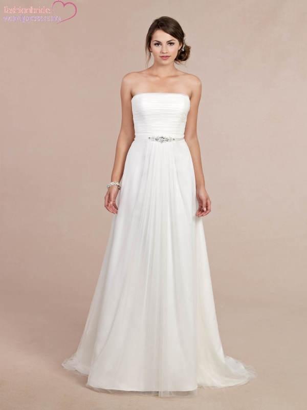 Wedding dresses 2014 bridal ella rosa gallery 22 the for Ella rose wedding dress