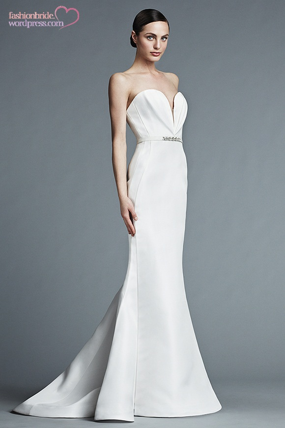 J Mendel 2015 Spring Bridal Collection The Fashionbrides