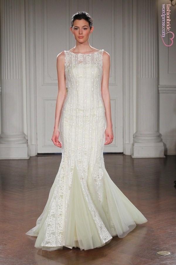 Peter langner 2015 spring bridal collection fashionbride for Peter langner wedding dress