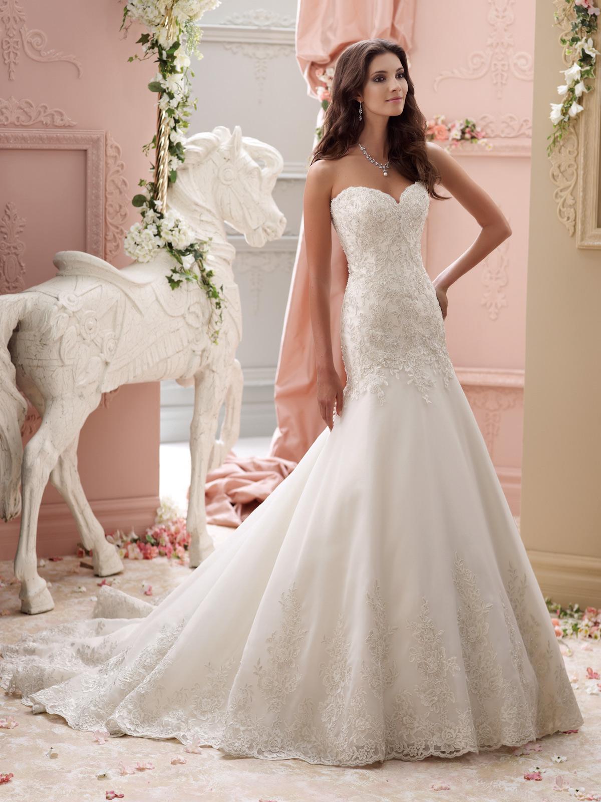 David Tutera 2015 Spring Bridal Collection Fashionbride