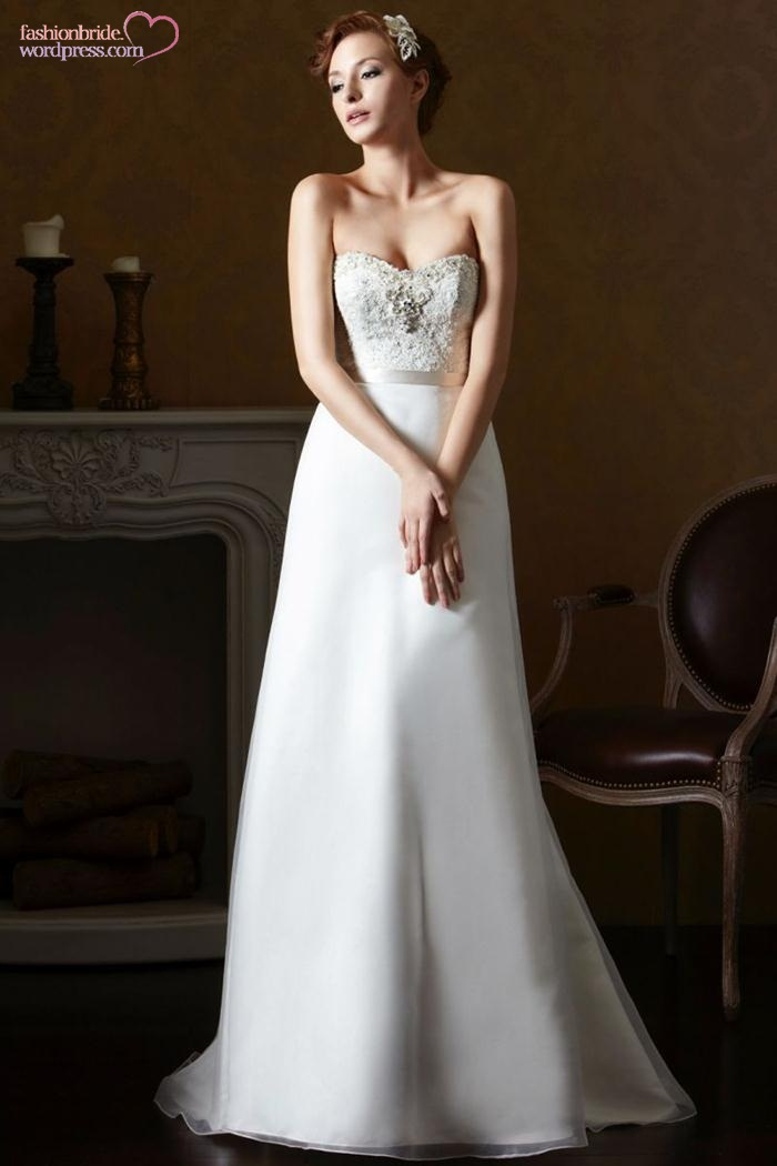 Eden Bridal 2015 Spring Silver Collection