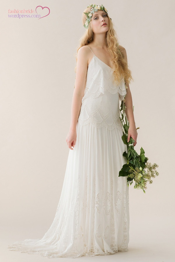 Vintage Wedding Gowns Auckland : Rue de seine spring bridal collection fashionbride