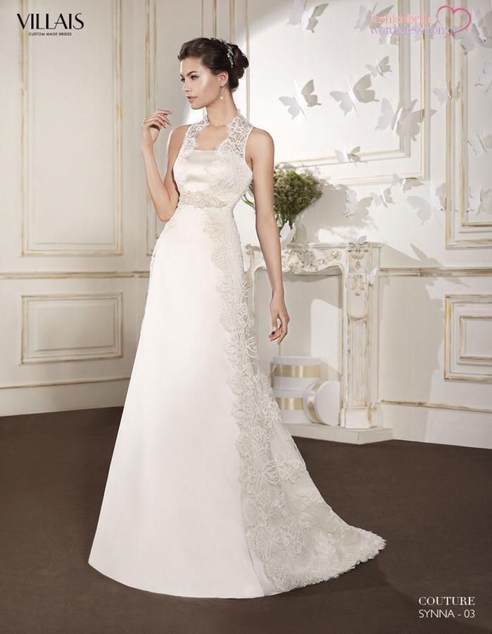 Villais couture the fashionbrides for International wedding dress designers