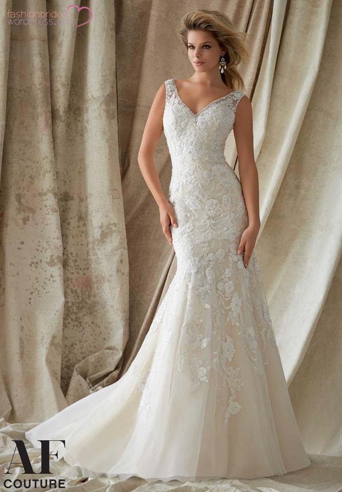 Angelina Faccenda 2015 Spring Bridal Collection | The FashionBrides