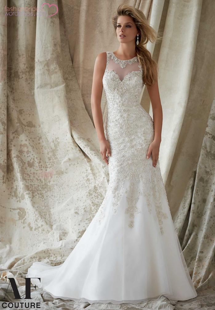 Angelina Faccenda 2015 Spring Bridal Collection The