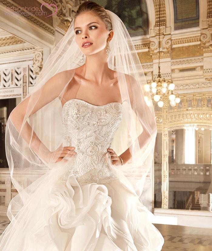 Dimitri Wedding Gowns: Demetrios 2015 Spring Bridal Collection