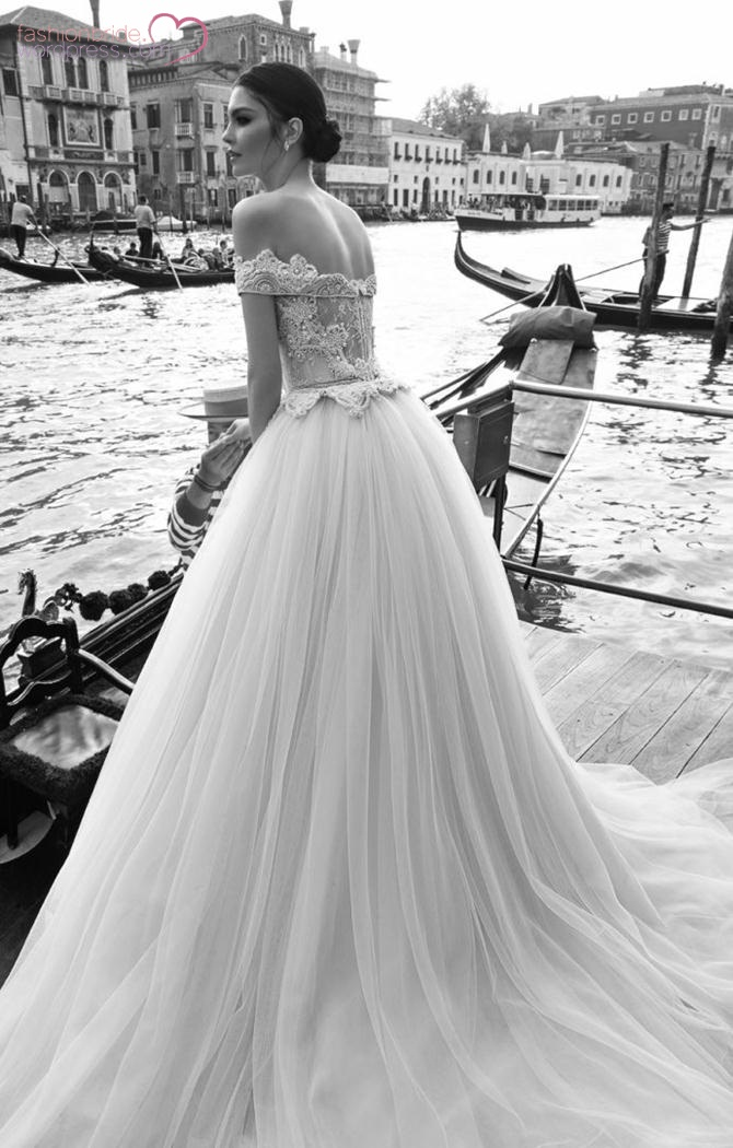 Inbal Dror 2015 Fall Bridal Collection | The FashionBrides
