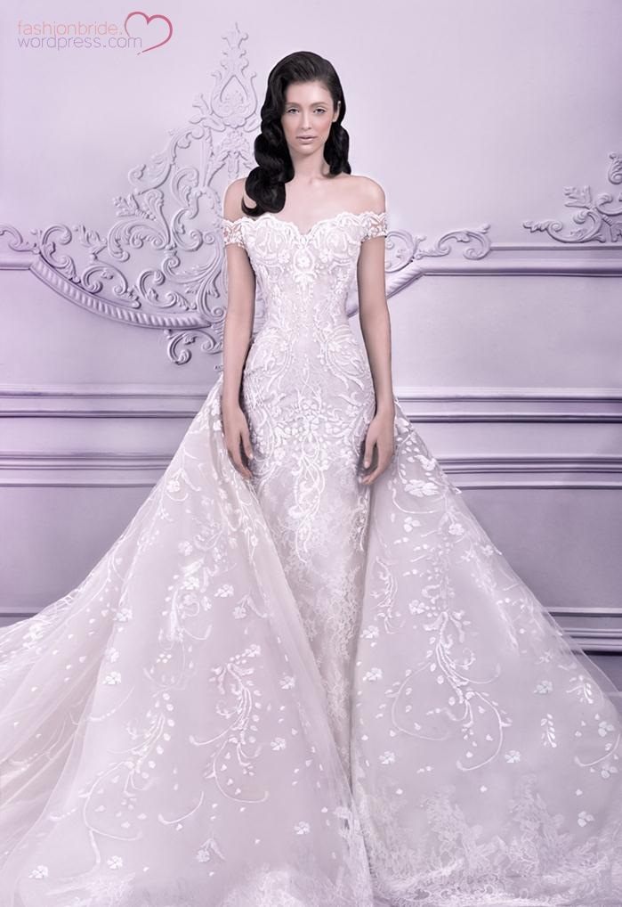 Michael Cinco 2014 Fall Bridal Collection | The FashionBrides